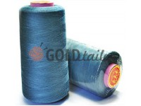 "Tread polyester 40/2 ""777"" 5000 yard, blue 140"