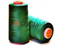 "Tread polyester 40/2 ""Maxima"" 5000 yard, green 082"