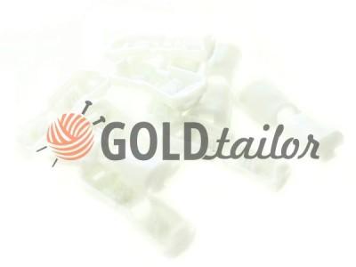 Купити накінечник Краб білий під шнур d = 6 мм оптом і вроздріб