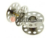 Spool for household sewing machine metal