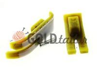 Підошва тефлонова для універсальної лапки MT-18 від промислової швейної машини