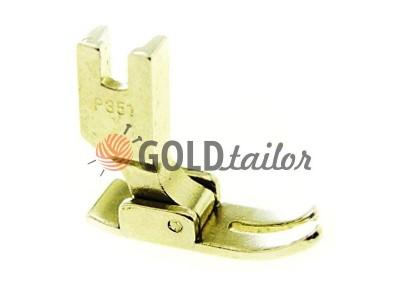 Купити Лапку металеву P351 универсальную для промислової швейної машини оптом і вроздріб від 1 шт