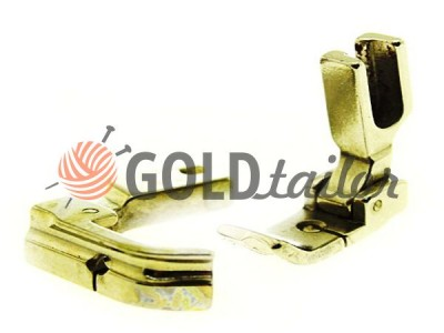 Buy The foot metal P69HR/P69HL 3/16 to stitch the edge wholesale and retail 1 pcs