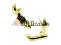 Foot metal industrial P69HR/P69HL 3/16 to stitch edging