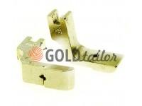 Лапка металева промислова P50 для присборювання тканини
