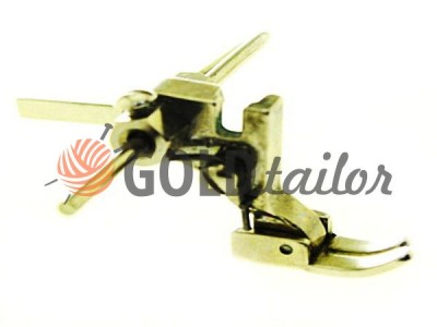 Buy The foot metal P723 with a ruler wholesale and retail 1 pcs