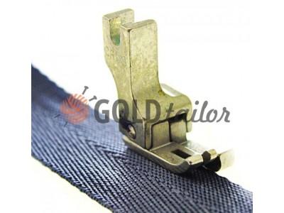 Купити Лапку металеву CR 1/8 для відстрочки по краю тканини оптом і вроздріб від 1 шт