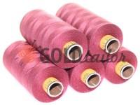 Нитка Amann Belfil-S 120 tkt, колір 0128