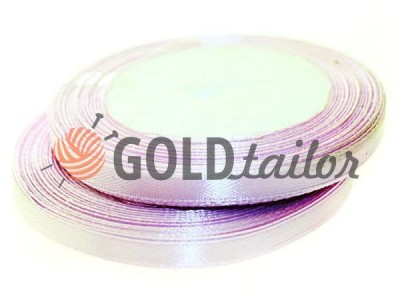 Action - Satin ribbon 7mm, lavenderblush, length 25 m, purchase 1 Babin without registration