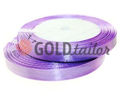 Акция - Лента атласная 7 мм, цвет сливовый, длина 25 м, купить от 1 бабины без регистрации