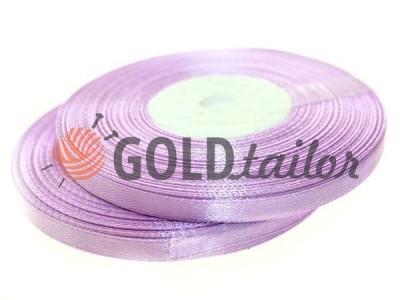 Акция - Лента атласная 7 мм, цвет сливовый, длина 33 м, купить от 1 бабины без регистрации