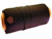 Тасьма брючна безусадкова 15 мм, колір коричневий 1182