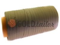 Тасьма брючна безусадкова 15 мм, колір бежевий 0269