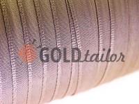 Тасьма брючна безусадкова 15 мм, колір бежевий 1222