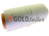 Тасьма брючна безусадкова 15 мм, колір бежевий 1134