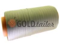Тасьма брючна безусадкова 15 мм, колір бежевий 0307