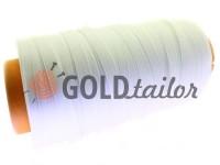 Тасьма брючна безусадкова 15 мм, колір білий