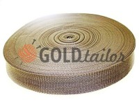 Braid for bags 25 mm, 40 mm, beige
