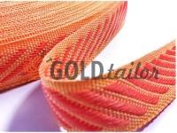 Тасьма окантовочна 15 мм, колір помаранчевий