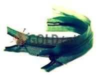 Блискавка потайна спіральна 18 см тип 3, колір 735