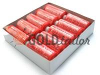 Нитка Filtex 450 ярд, щільність 40/2, колір 010