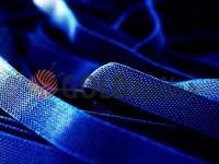 Резинка текстильна електрик 10 мм плотна, 25 м