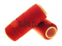 Thread elastic red 50 m