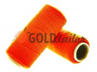 Thread elastic orange 50 m