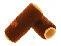 Thread elastic brown 50 m