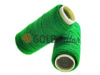 Thread elastic green 50 m