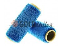 Thread elastic light blue 50 m