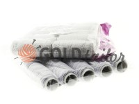 Thread elastic white 50 m