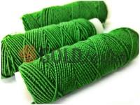 Нитка еластична зелена 10 м
