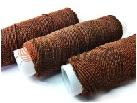 Thread elastic brown 35 m
