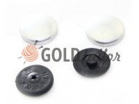 Button under the tight punchy leg on a black plastic 10 pcs