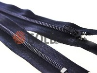 Zipper Trousering 19 cm tractor type 3, black