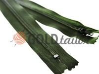 Zipper Trousering 19 cm tractor type 3, olive 263