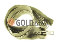 Zipper tractor type 10 two runner 60 - 100 cm, olive 092