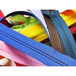 Zippers spiral - buy wholesale and retail with delivery to the address