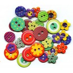 Plastic Buttons - buy wholesale and retail with delivery to the address